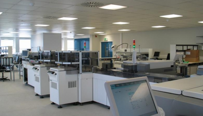 Automated Pathology Labs